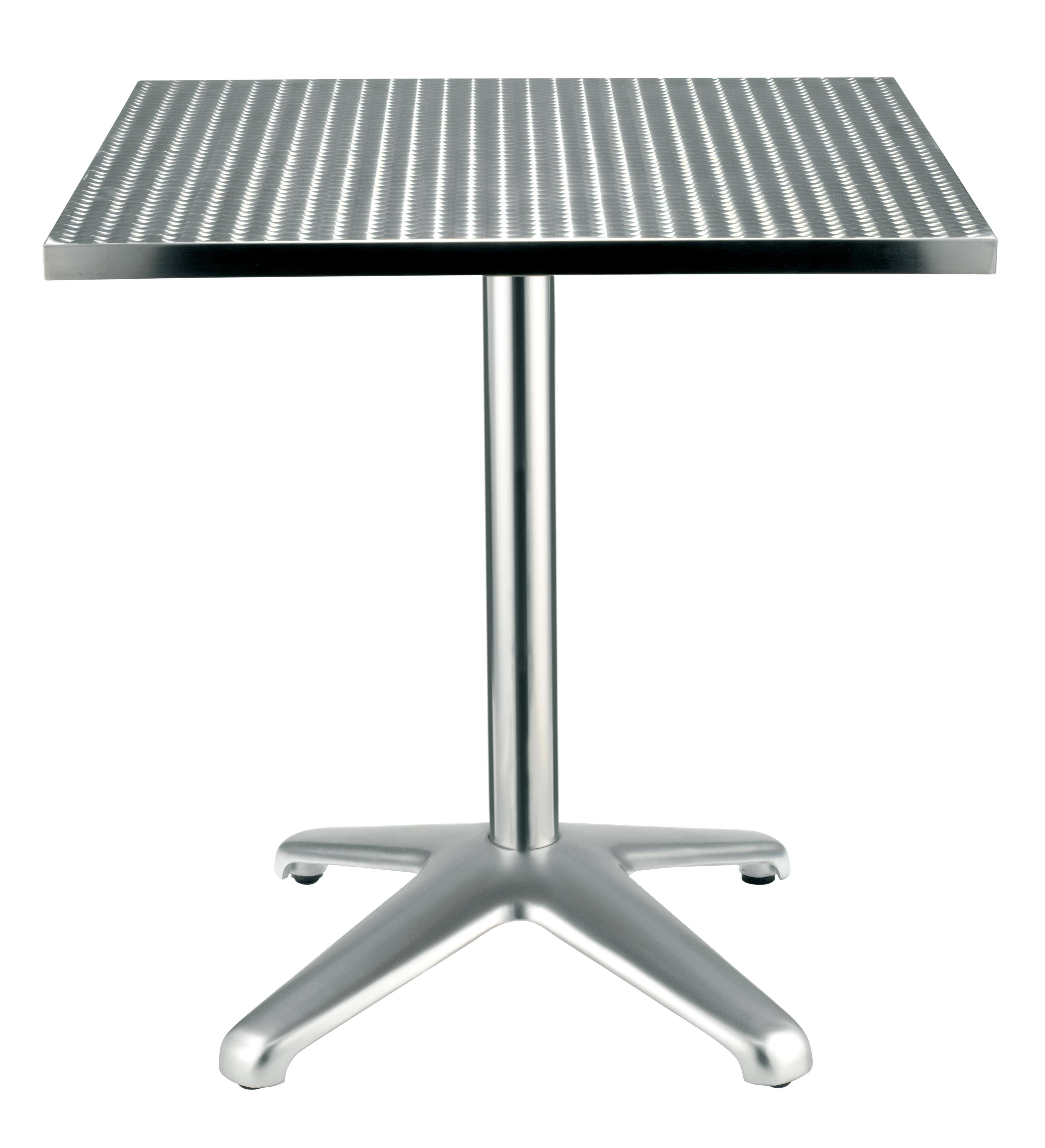 Mesa de terraza mesita de madera porttil ms de ideas - Decathlon calpe ...