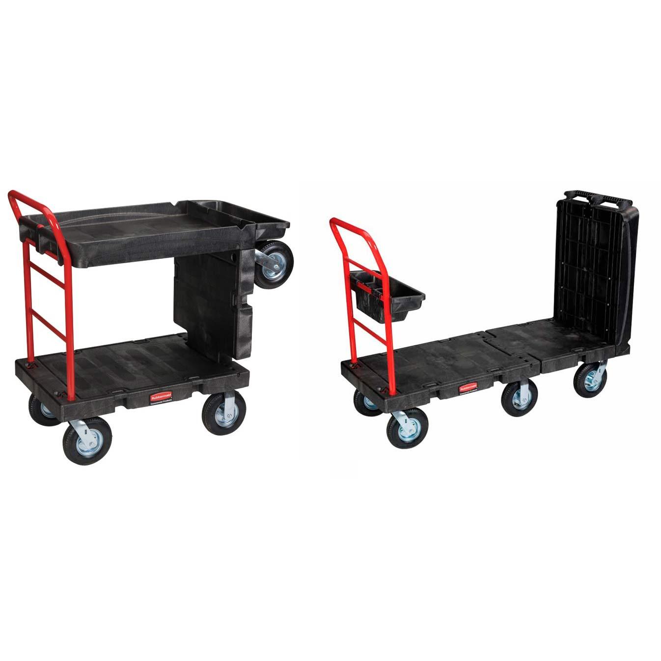 Carros Plataforma, Grupo Meta : Soluciones de Limpieza, Muebles y ...