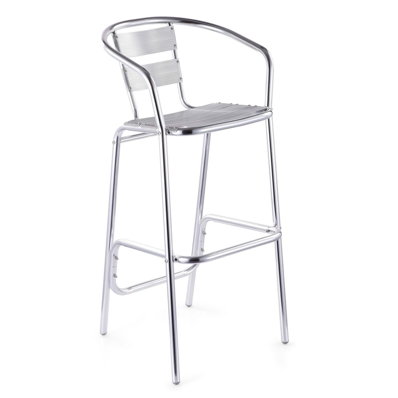 banco aluminio alto grupo meta soluciones de limpieza