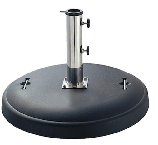 Base de sombrilla adobe 50 kg grupo meta soluciones de - Base para sombrilla ...