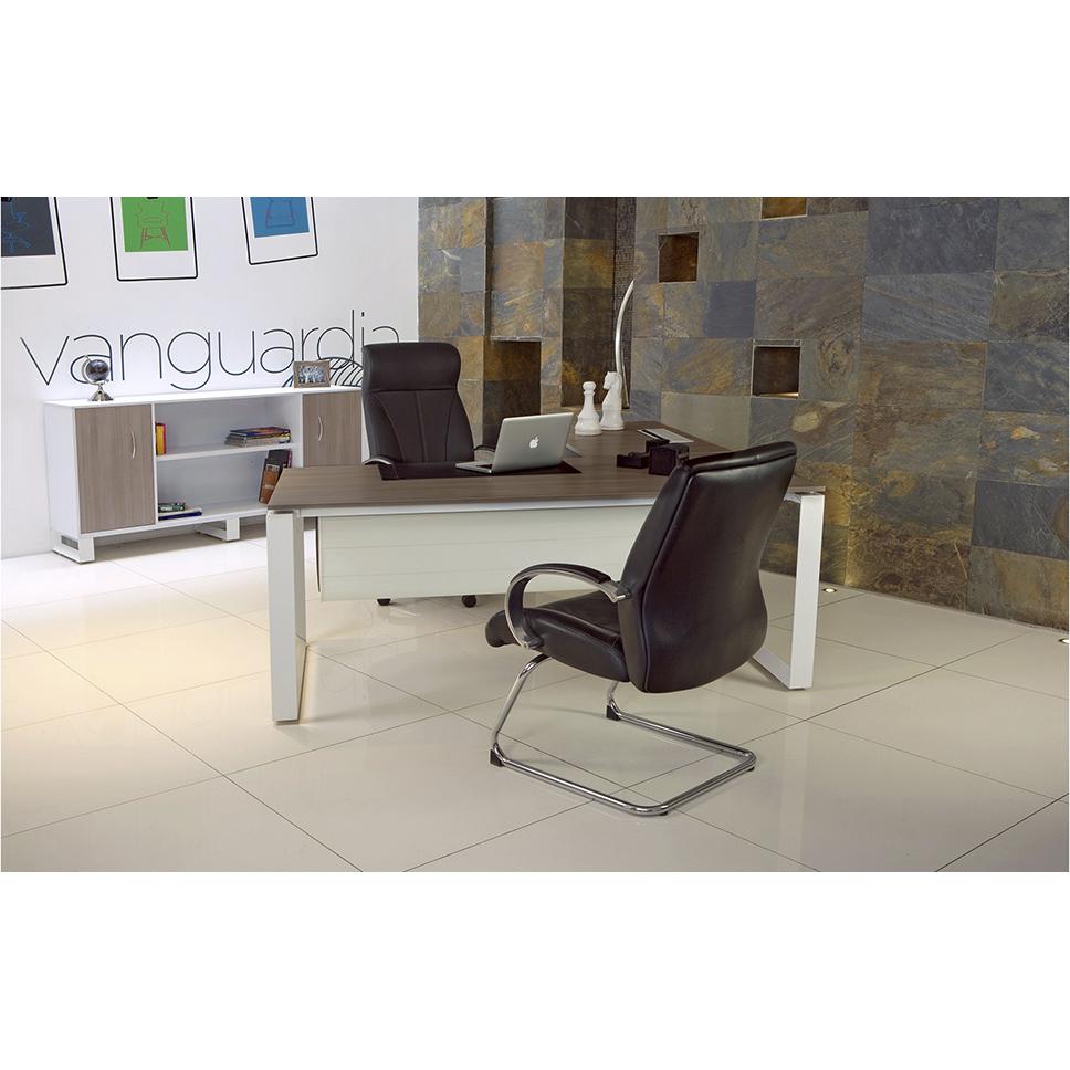 Conjunto directivo en l axio grupo meta soluciones de for Conjunto muebles oficina