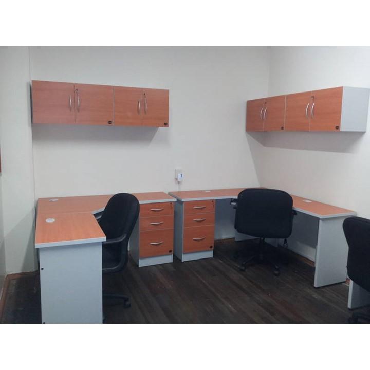 Conjunto esquinero litium grupo meta soluciones de for Conjunto muebles oficina