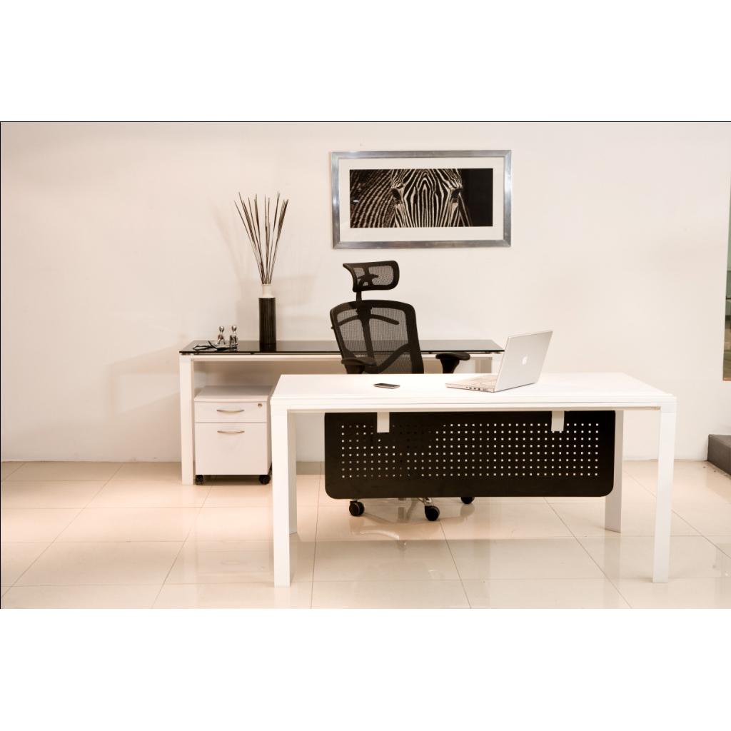 Conjunto gerencial altea grupo meta soluciones de for Conjunto muebles oficina