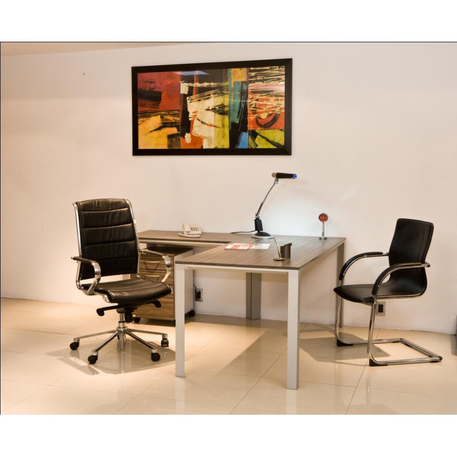 Conjunto gerencial en l altea grupo meta soluciones de for Conjunto muebles oficina
