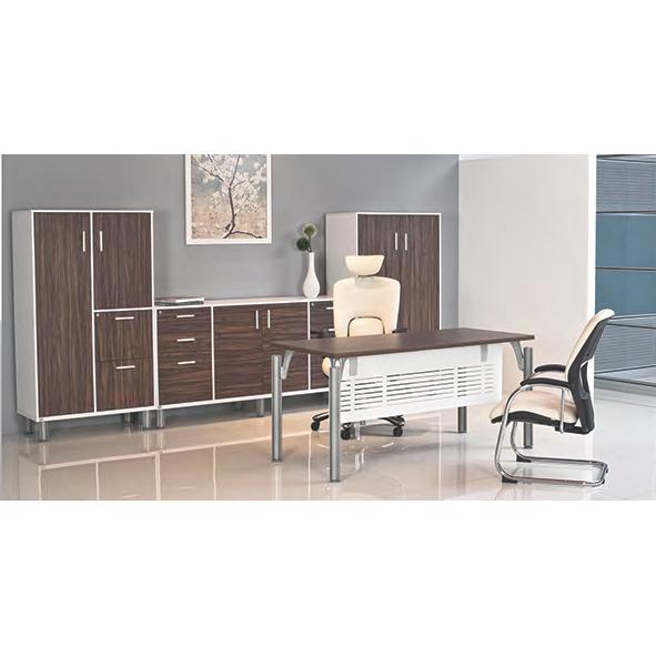 Conjunto gerencial evo fast grupo meta soluciones de for Conjunto muebles oficina