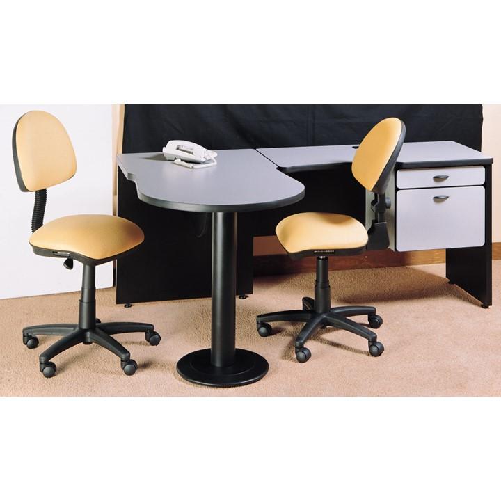 Conjunto operativo qualium tradicional grupo meta for Conjunto muebles oficina
