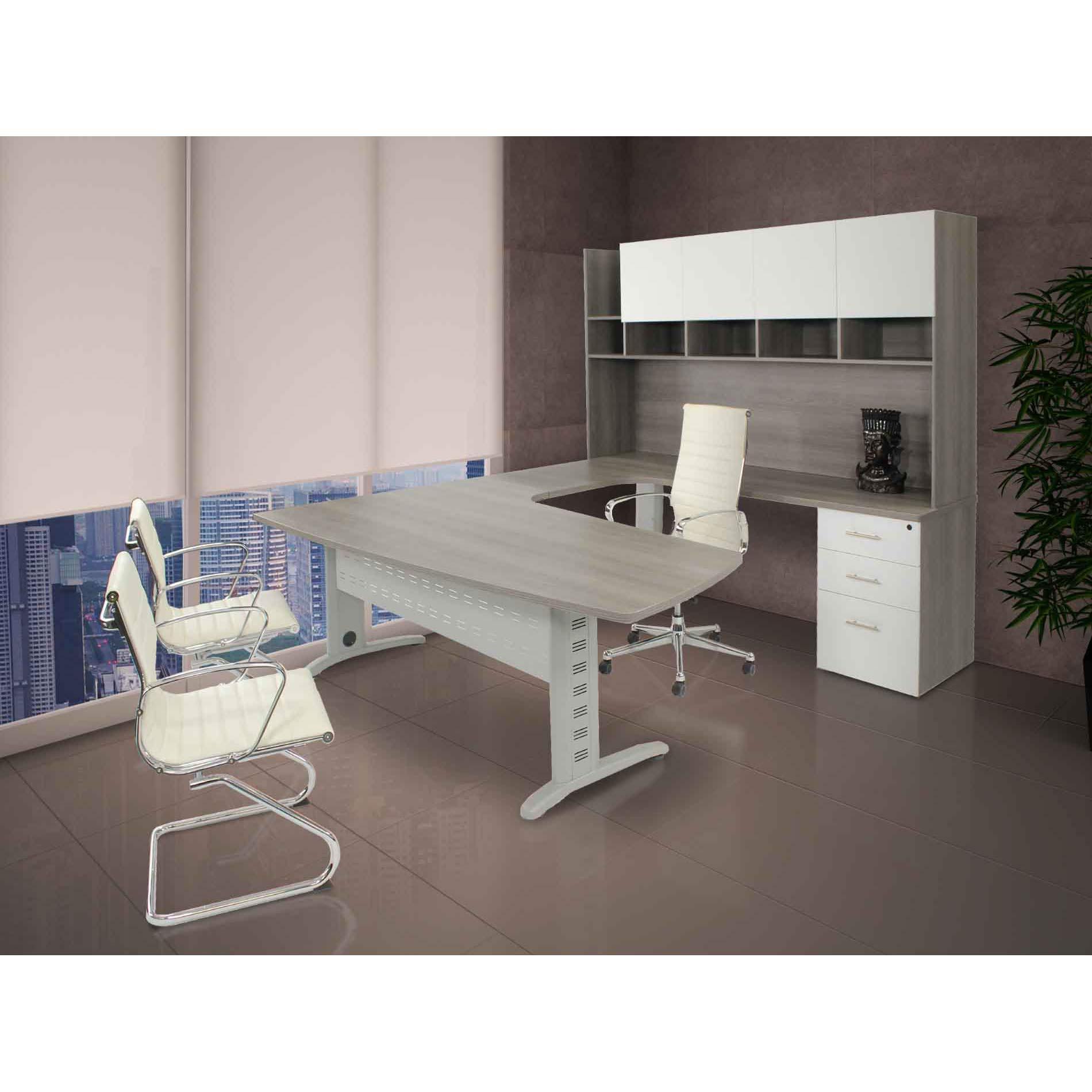 Directivo en u permassa grupo meta soluciones de for Outlet muebles de oficina