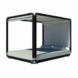 Camastro daybed ibiza grupo meta soluciones de limpieza for Muebles de oficina ibiza