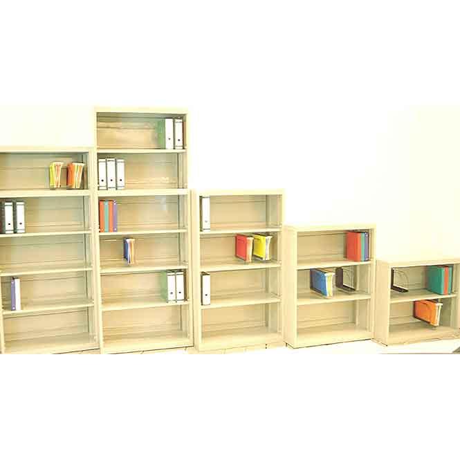 Librero metalico grupo meta soluciones de limpieza for Outlet muebles de oficina