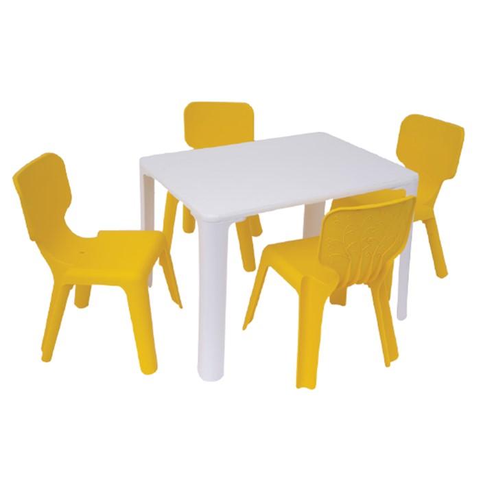 Mesa infantil luigui grupo meta soluciones de limpieza for Muebles infantiles mesas y sillas