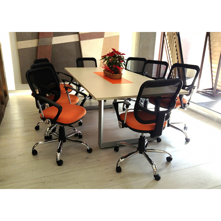 Mesa de juntas ring grupo meta soluciones de limpieza muebles y oficina - Mesa de juntas ...