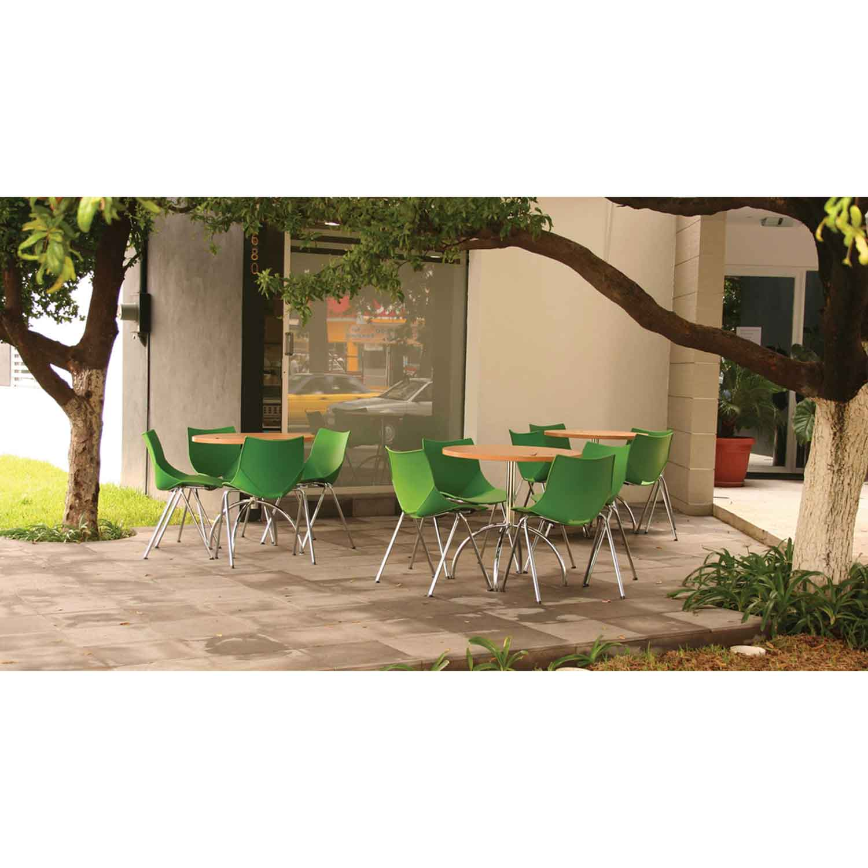 Proyecto terraza escuela shell grupo meta soluciones de for Ofertas muebles de terraza