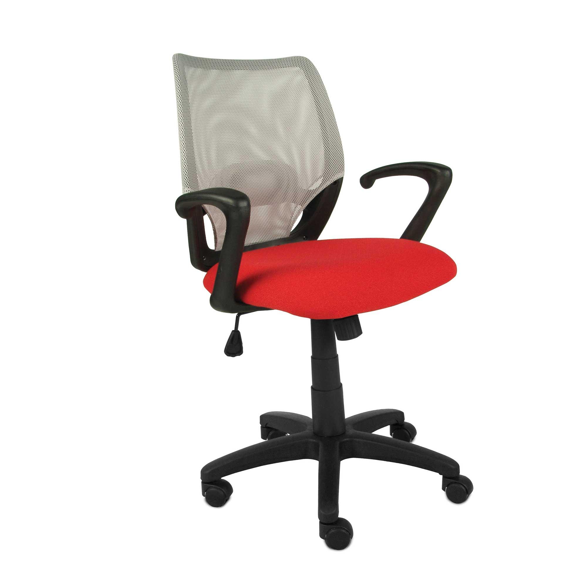 Silla operativa chat color grupo meta soluciones de for Sillas ejecutivas para oficina