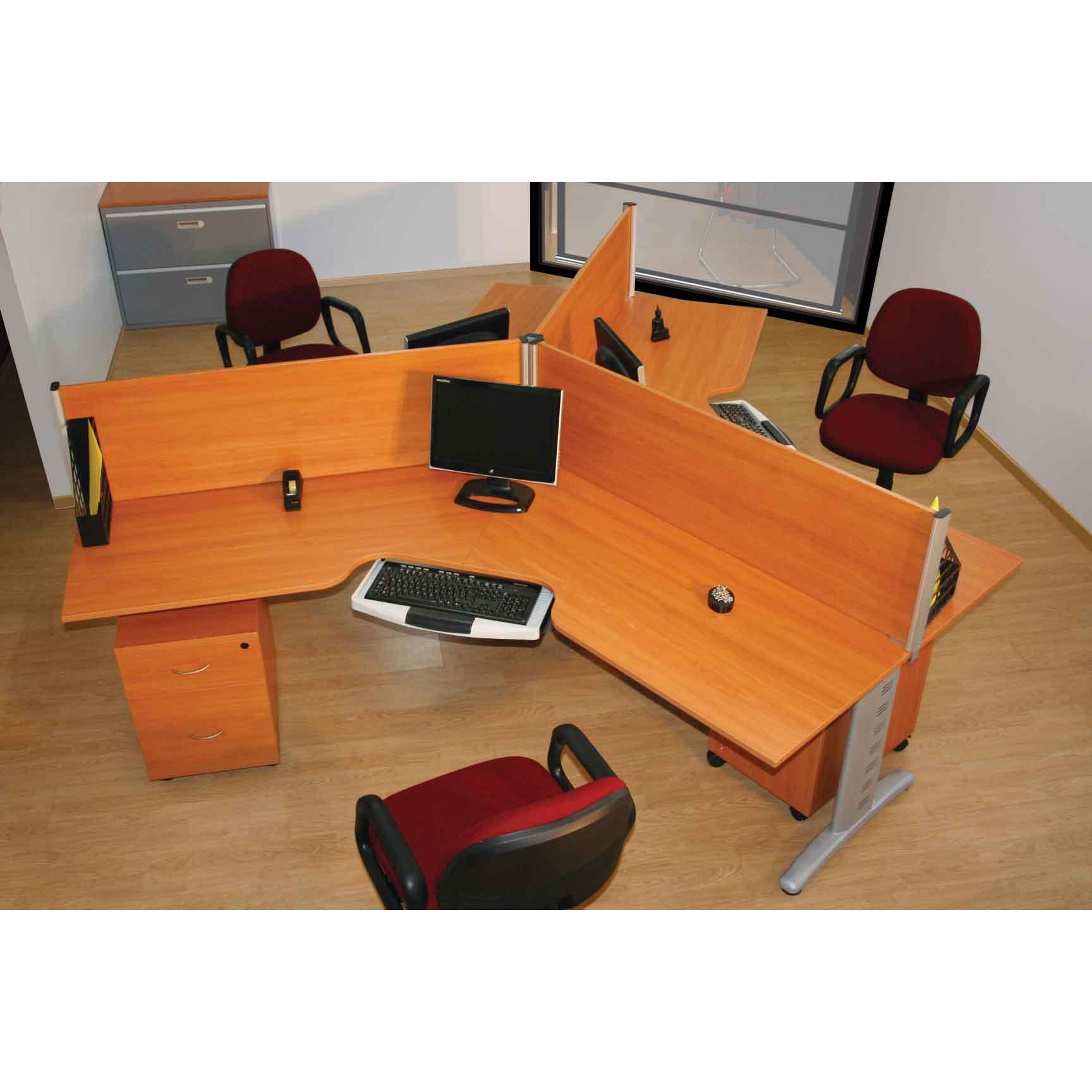 Triceta operativa miami grupo meta soluciones de limpieza muebles y oficina for Muebles de oficina outlet